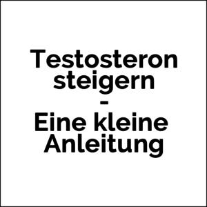 Testosteron steigern. Eine kleine Anleitung