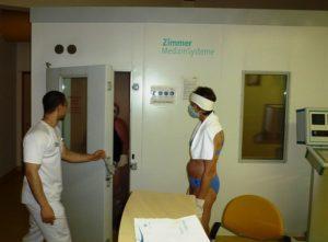 Kryotherapie-Ganzkörper-Kältetherapie-Kälte-Kammer