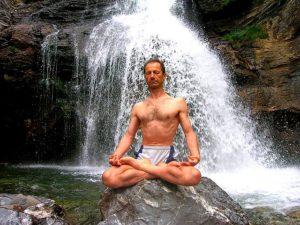 Meditation lernen Lotussitz-Sitz-Ort