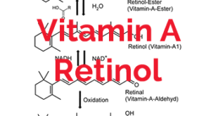 Vitamin-A-Retinol-Wirkungen-Dosis-Mangel-Gefahren-Ursachen-Vorteile