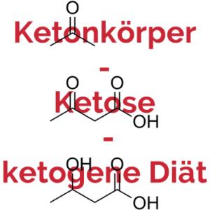 Ketonkörper - Ketose - ketogene Diät Vorteile-Wirkungen