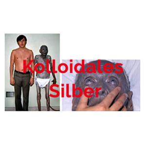 Kolloidales Silber Vorteile-Dosis-Nebenwirkungen-Risiken