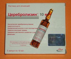 Cerebrolysin Wirkung-Nebenwirkung-Vorteile-Gefahren-Risiken