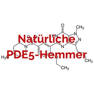 Natürliche PDE5-Hemmer