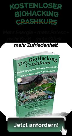 Kostenloser BioHacking-Crashkurs - jetzt anfordern!